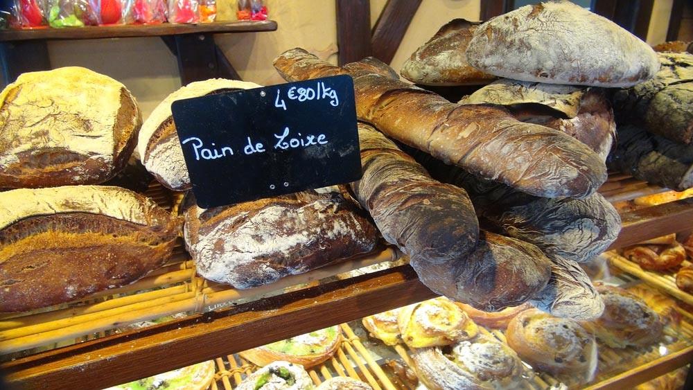 Pains de Loire et Pains de Lodève
