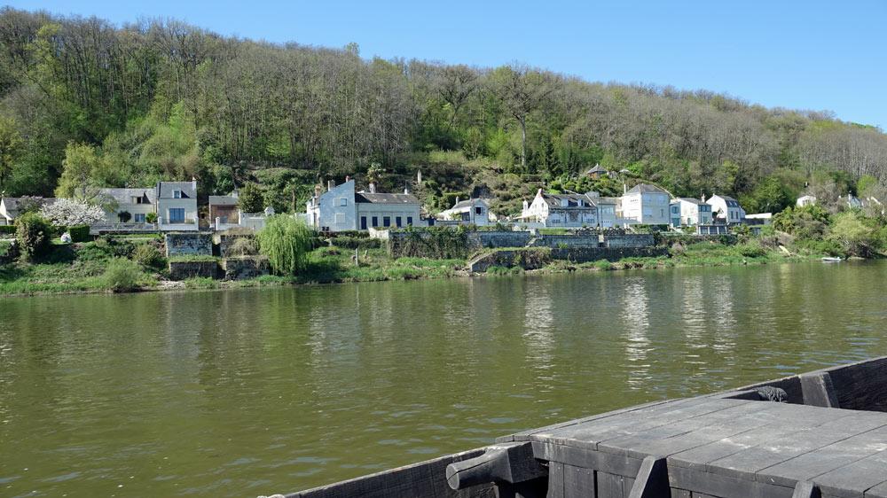 Le village de Chênehutte