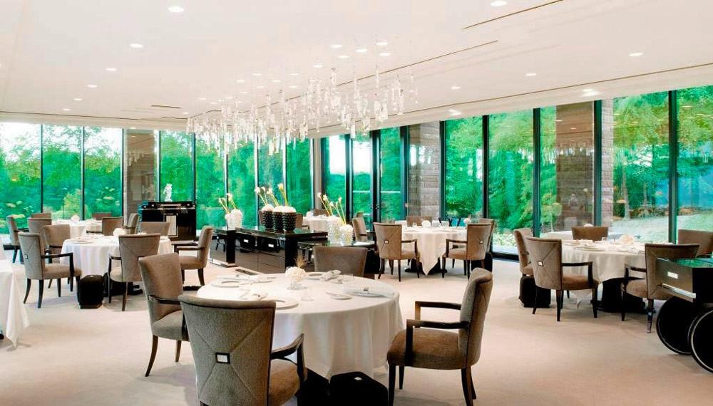 La salle de restaurant - Crédit photo Facebook Lalique
