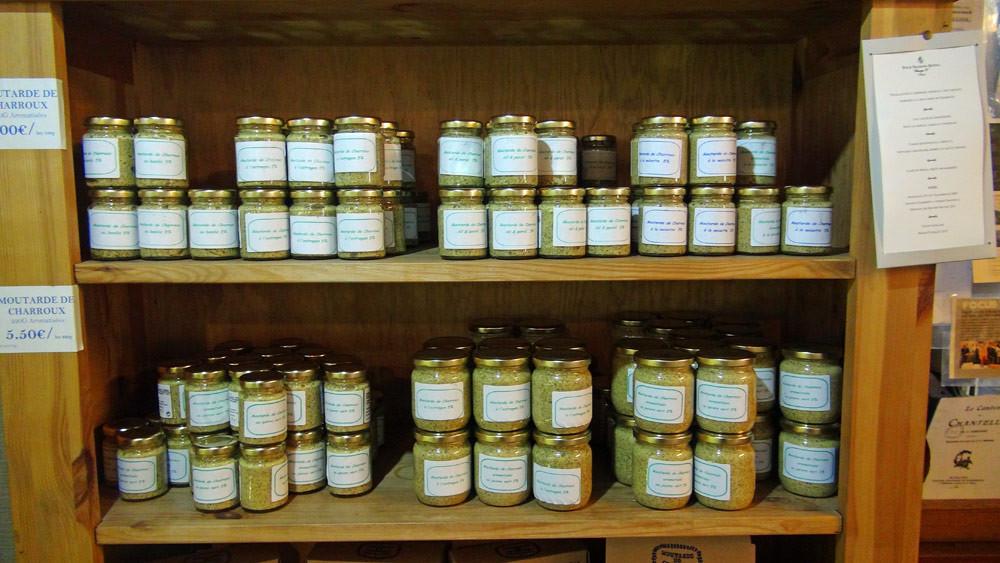 La moutarde de Charroux