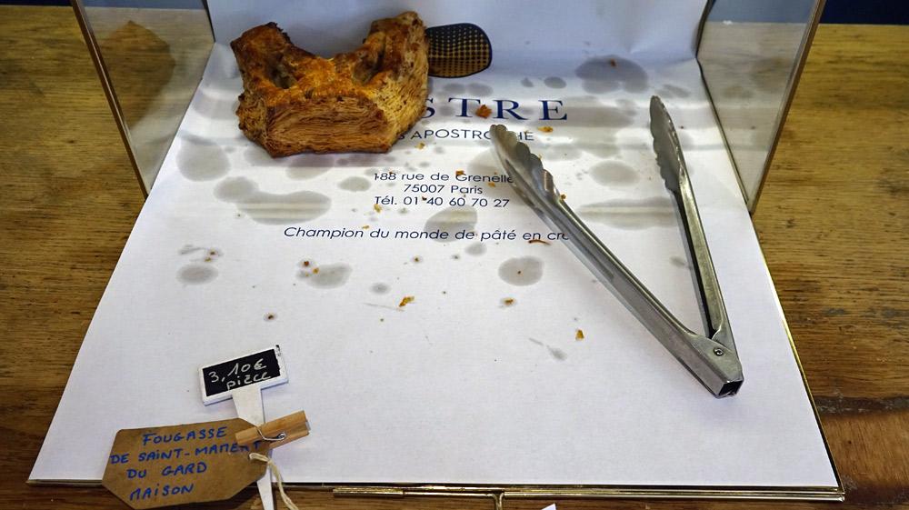 """Fougasse de Saint-Mamert du Gard """"maison"""""""