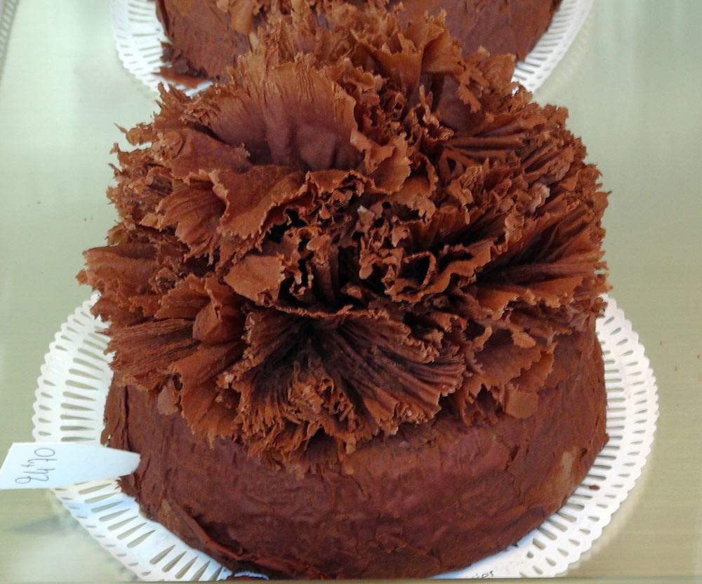 """Le fameux gâteau """"Président"""""""