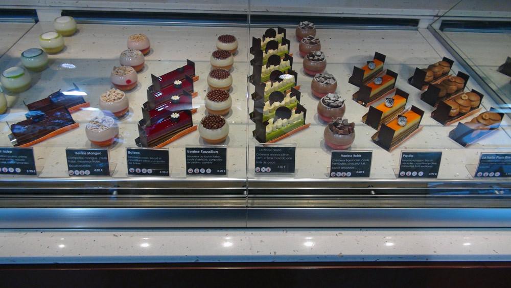 Gâteaux individuels et verrines
