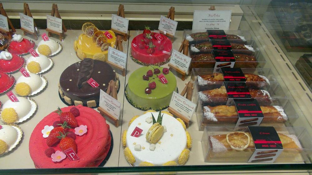 Quelques gros gâteaux ...