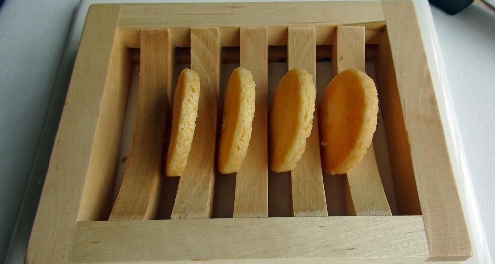 Sablés au Parmesan