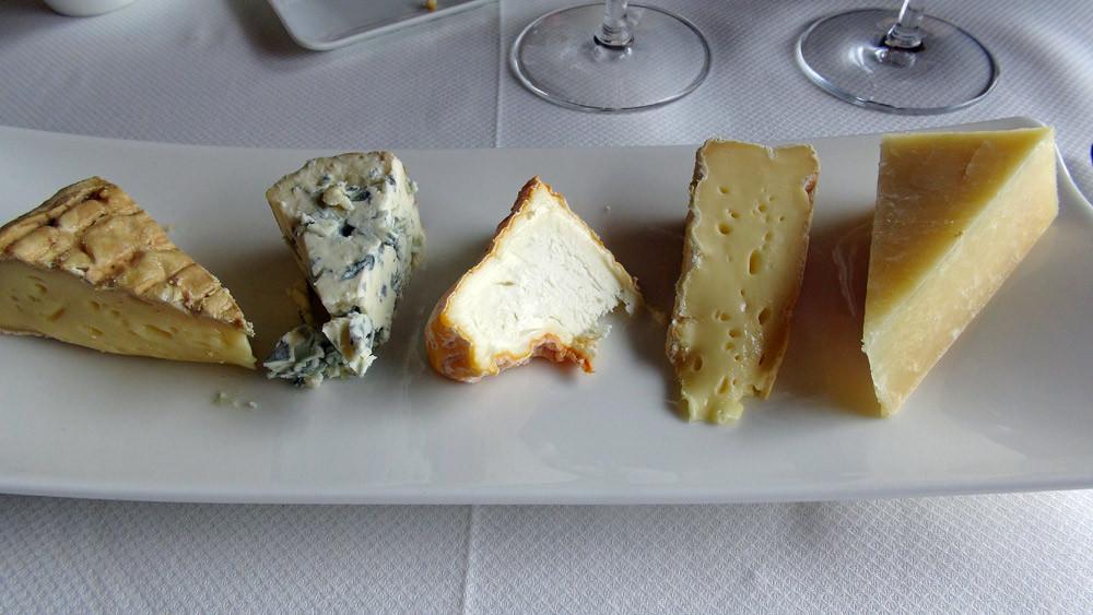 """Les fromages choisis, en provenace de """"La Kérouzine"""""""