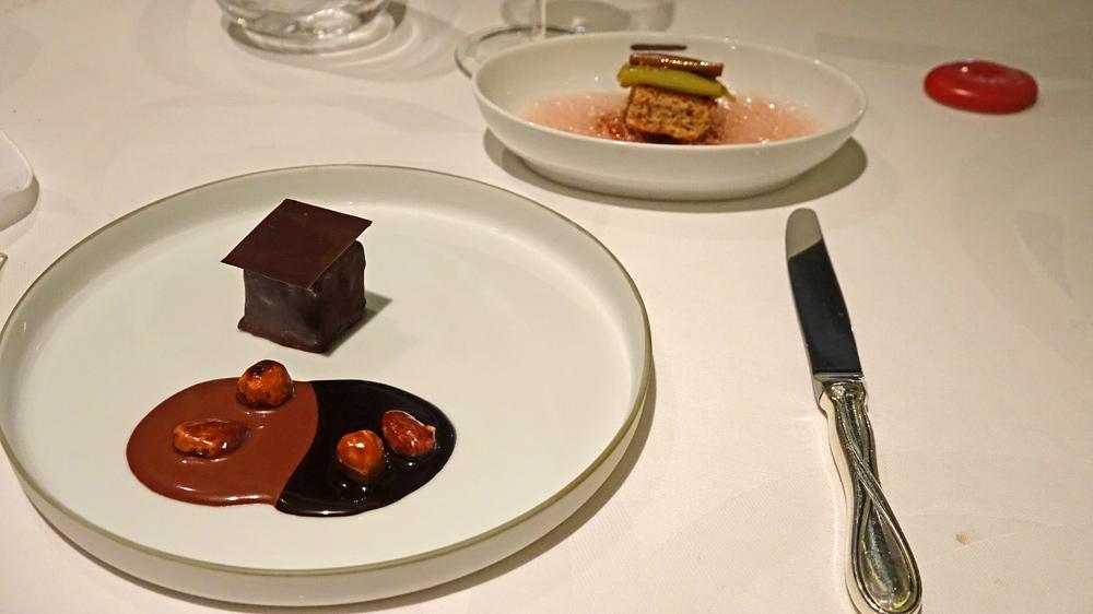 Deux derniers desserts