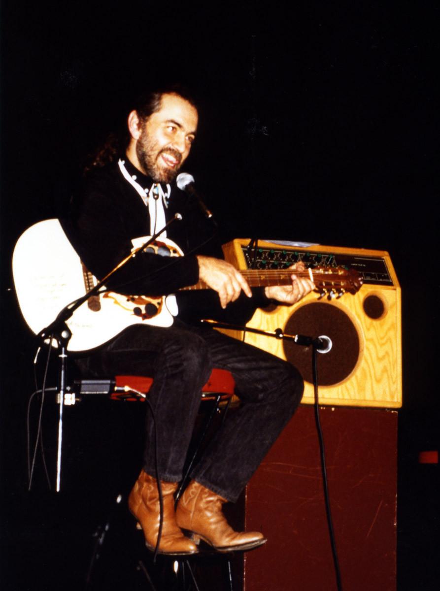 Marcel Dadi en Concert à Blois - 25 février 1992