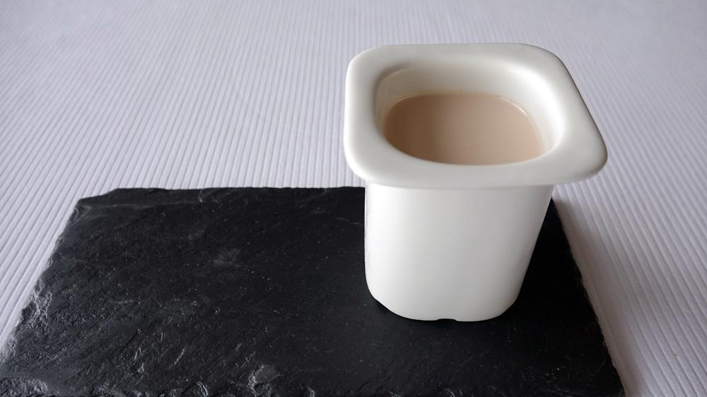 Gros lait à la fleur de blé noir