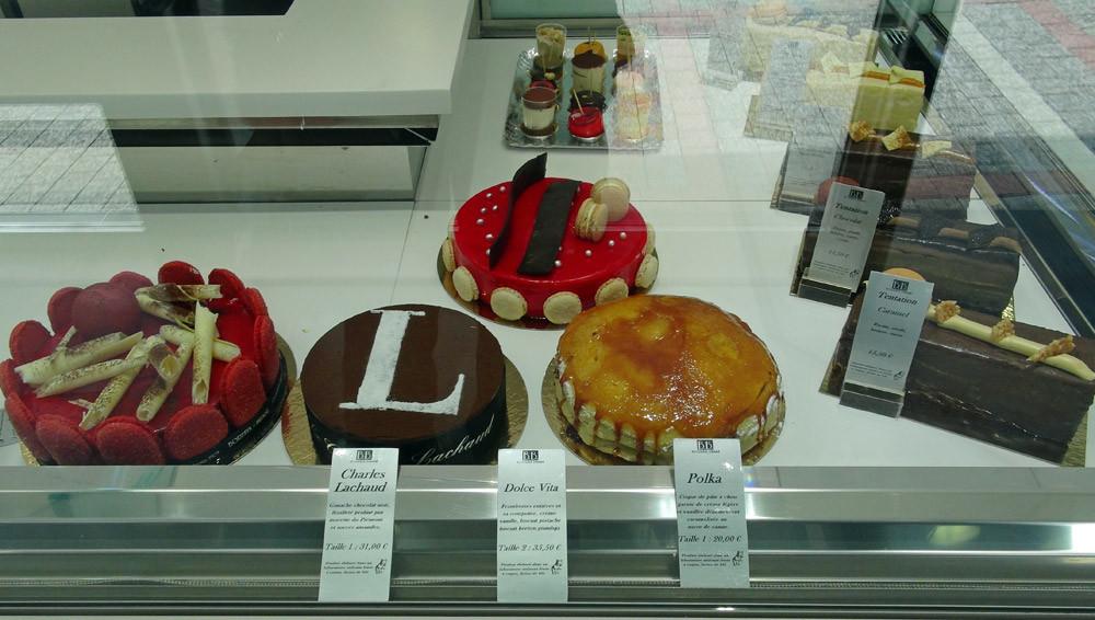 Charles Lachaud - Dolce Vita - Polka - Tentation caramel - Tentation chocolat