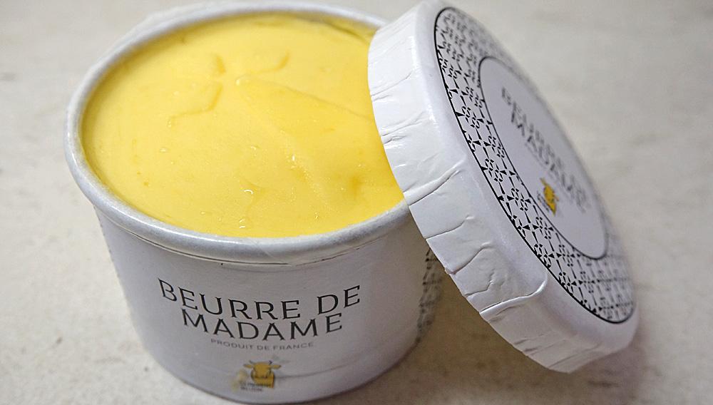 """Le fameux """"Beurre de Madame"""" !"""