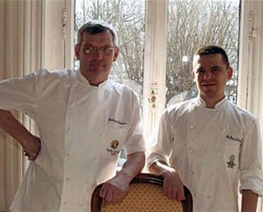Claudy Obriot & Stéphane Ringer (Photo du site des Ducs de Lorraine)