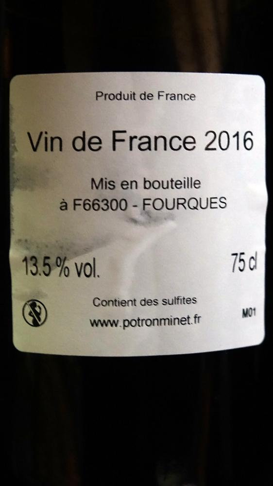 Un des 3 vins aimés