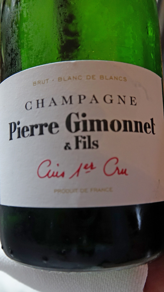 Champagne Gimonet !