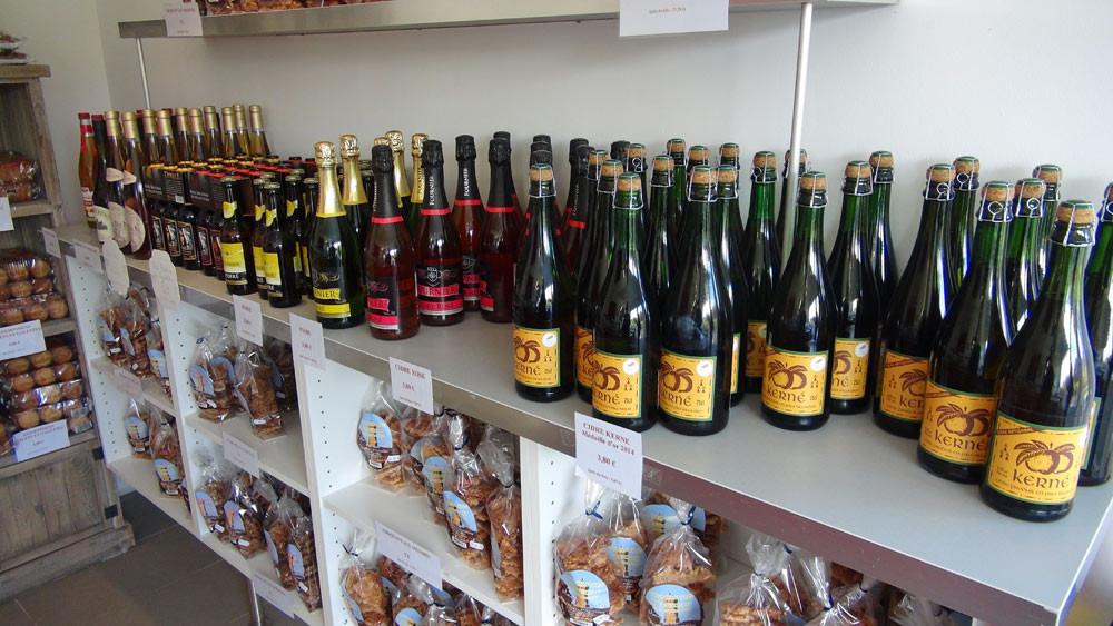 Spécialités liquides locales