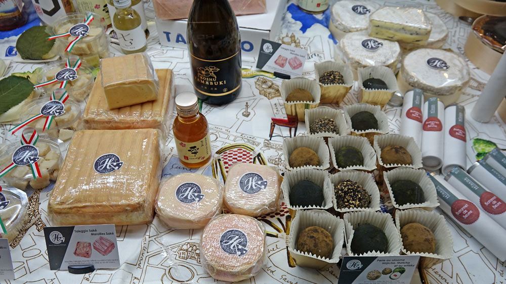 Fromages Japonais
