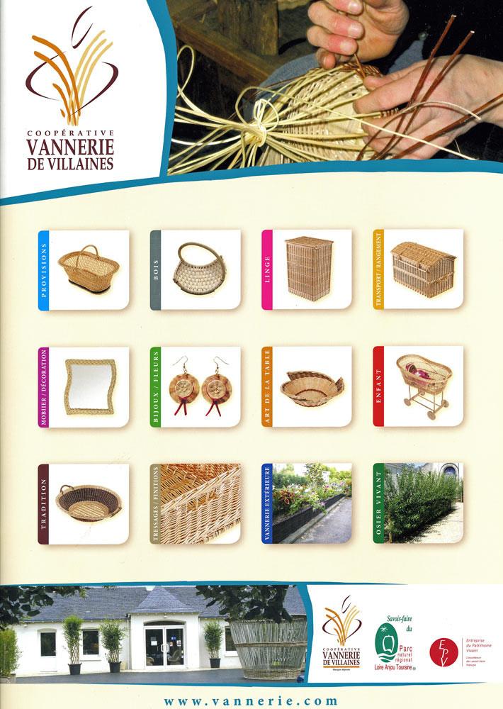 Catalogue des produits disponibles à la vente
