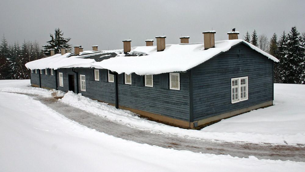 Un bâtiment - 25 mars 2007