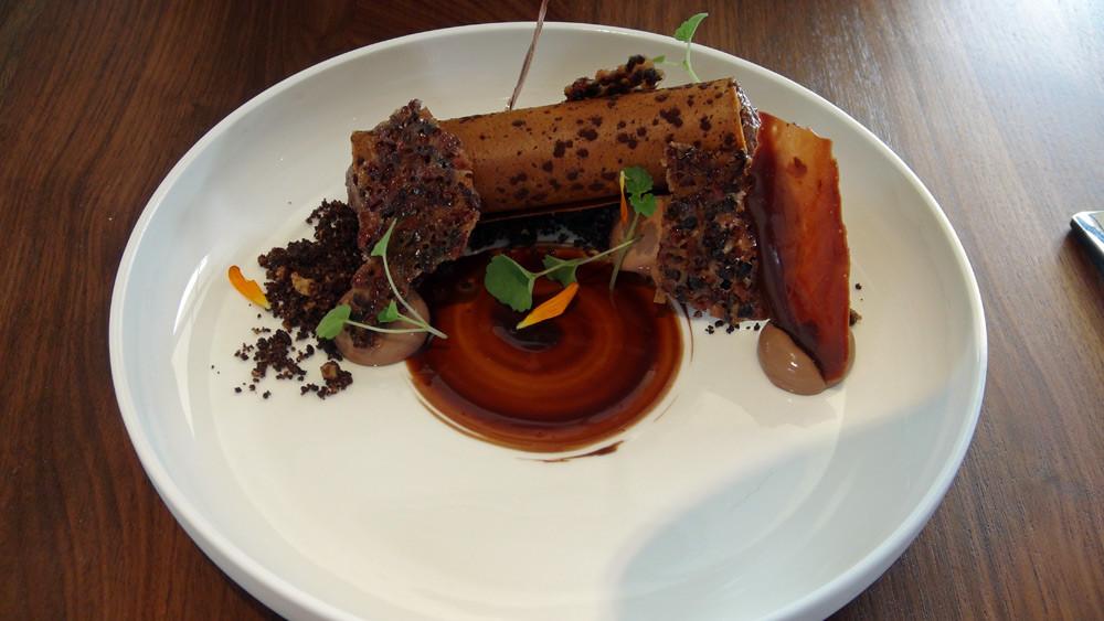 Texture chocolat grands crus, fève de Tonka