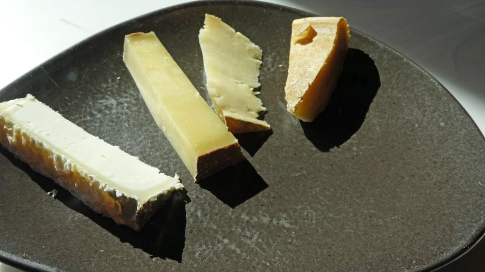Les fromages choisis : Berger - Comté 24 mois - Bethmale - Roblechon