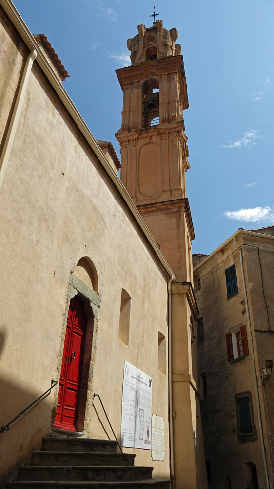 Eglise d'Omessa
