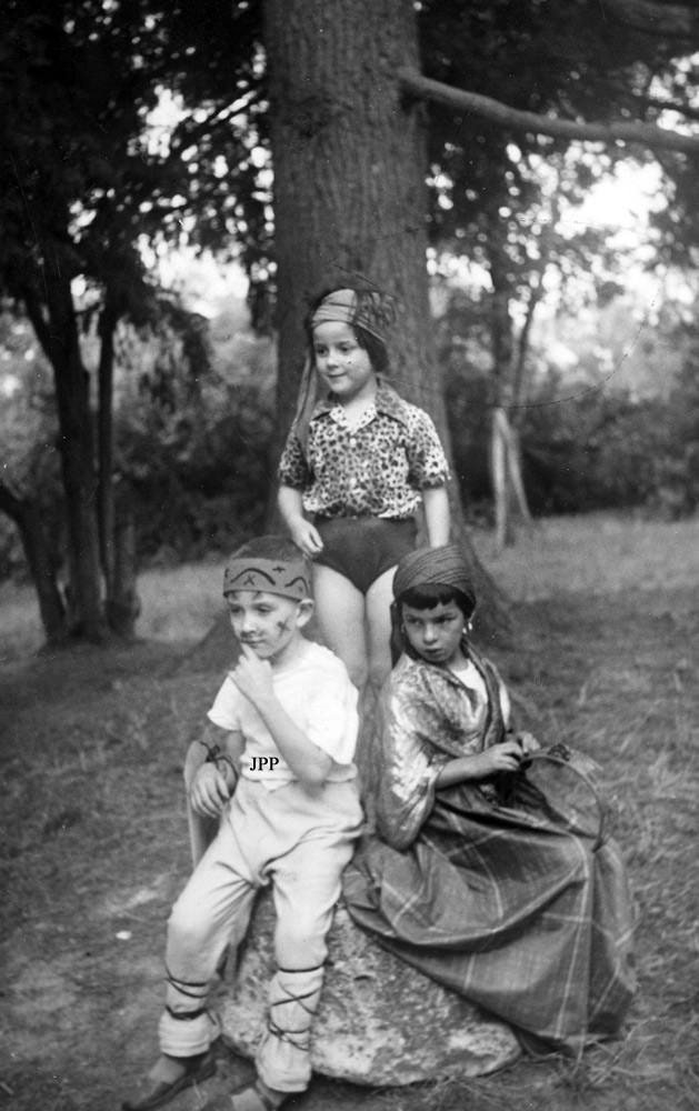 La fête de la colo, été 1954