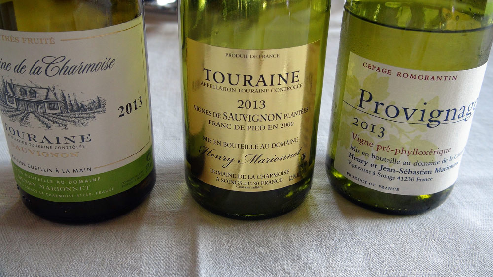 Vins blancs dégustés (il en manque !!!)