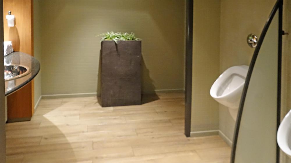 Les WC pour hommes