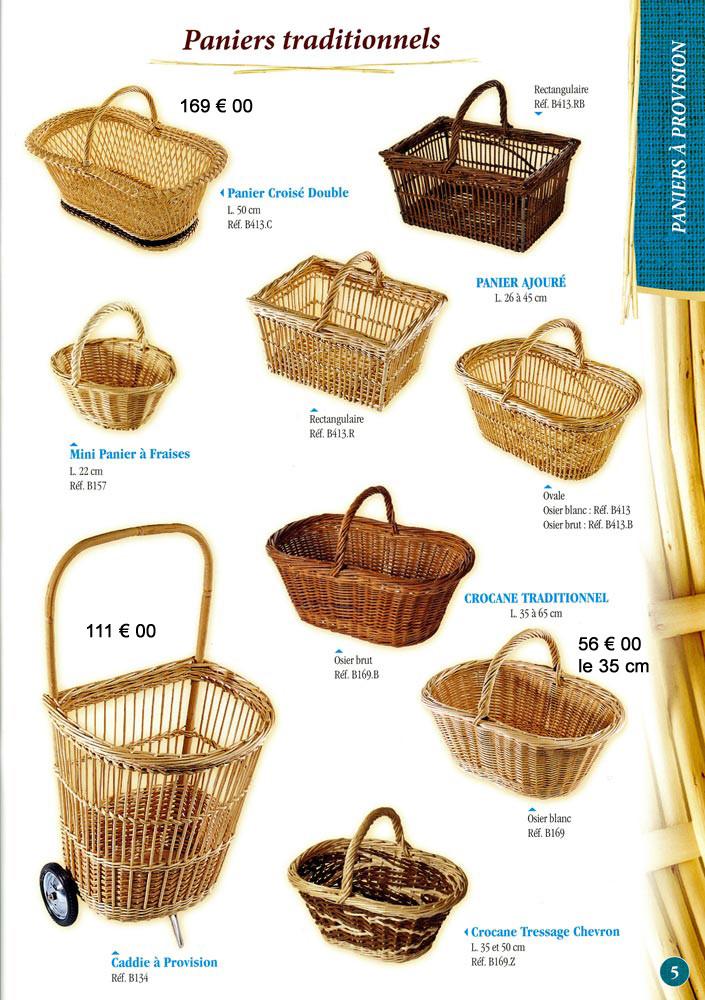 Produits disponibles à la vente