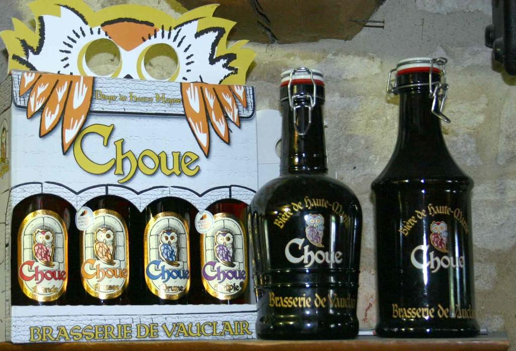 Bières de Choue