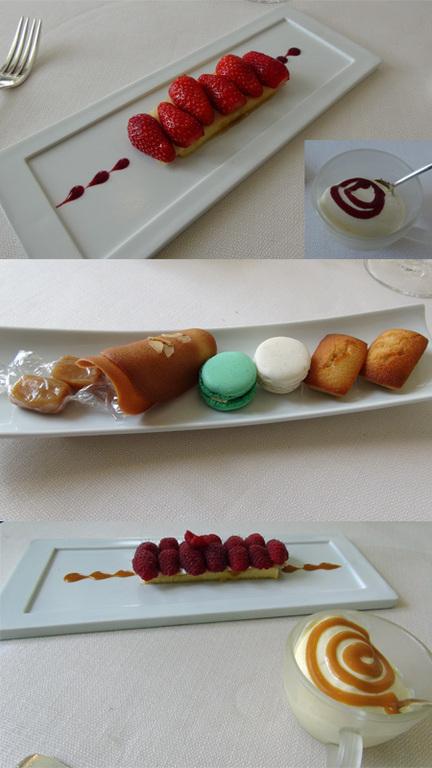 Desserts & mignardises