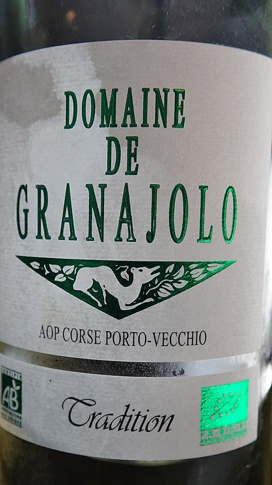 Vin blanc sur la Raviole