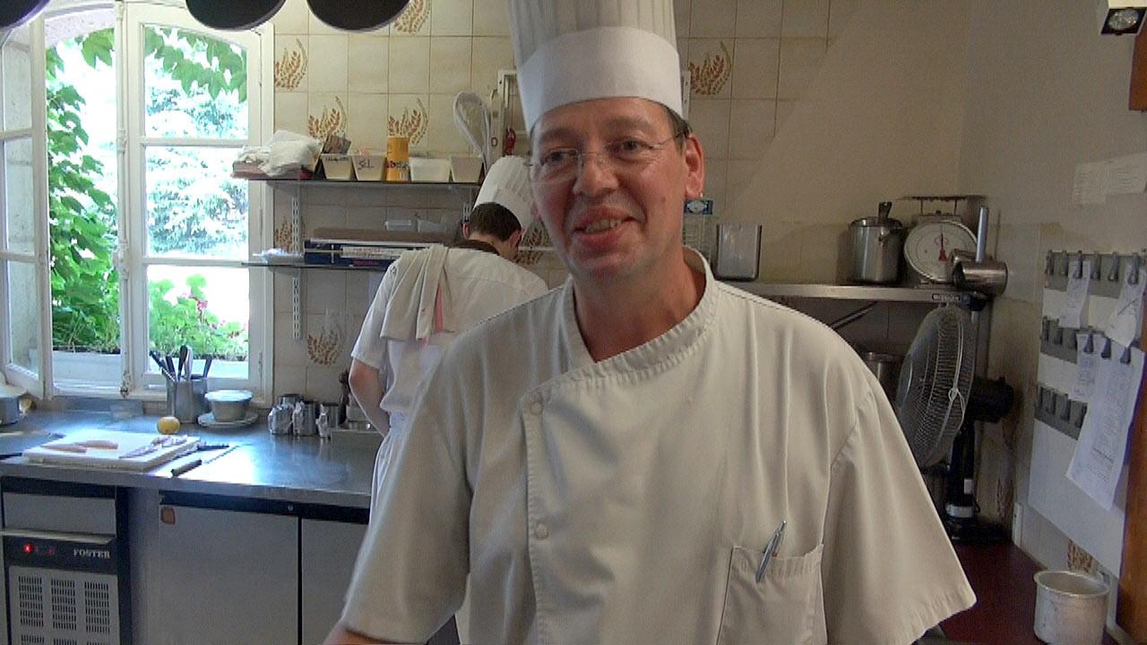 Dominique Pépin, second de Rémmmy Giraud et présent aux Hauts de Loire depuis 23ans