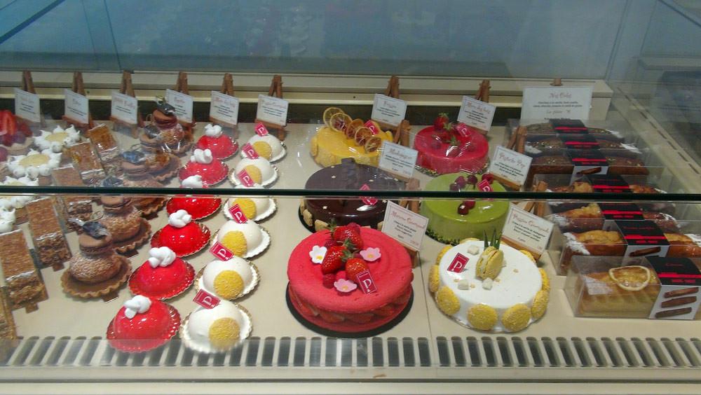 Quelques gâteaux ...