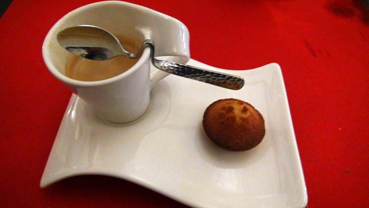 Le café dans sa tasse Villeroy & Boch