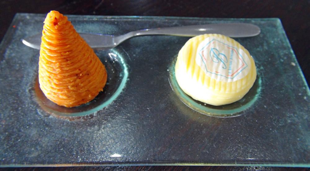 Beurres de chez Bordier