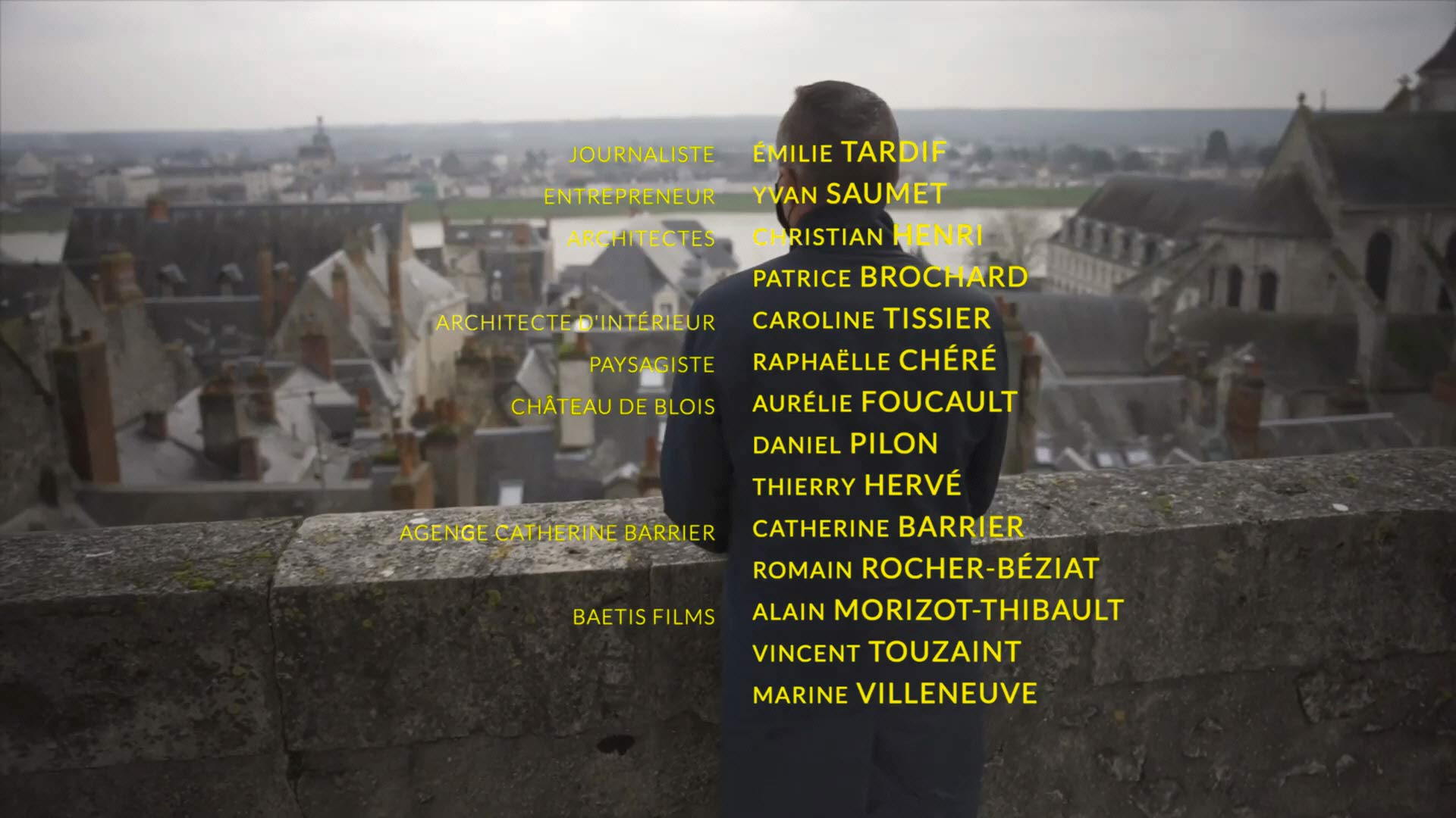 Liste des participants - © Chaine YouTube Christophe Hay