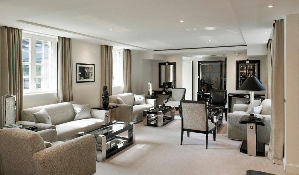 Salon intérieur - Crédit photo Facebook Lalique
