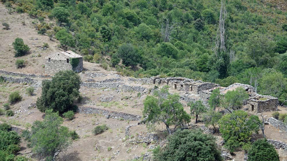 Ruines en Balagne