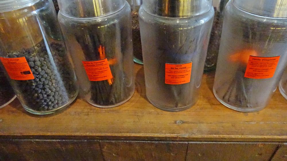 Poivre sauvage - Vanilles de Papouasie et d'Ouganda