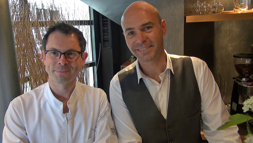 Pascal Barbot & Christophe Rohat