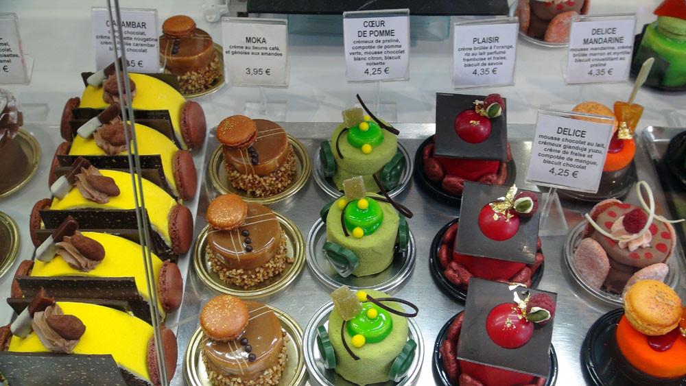 Saguez MOF et pâtissier d'exception à Blois
