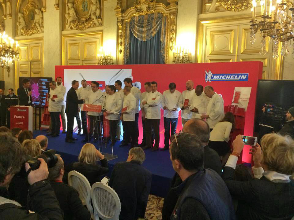 Photo du site du Michelin