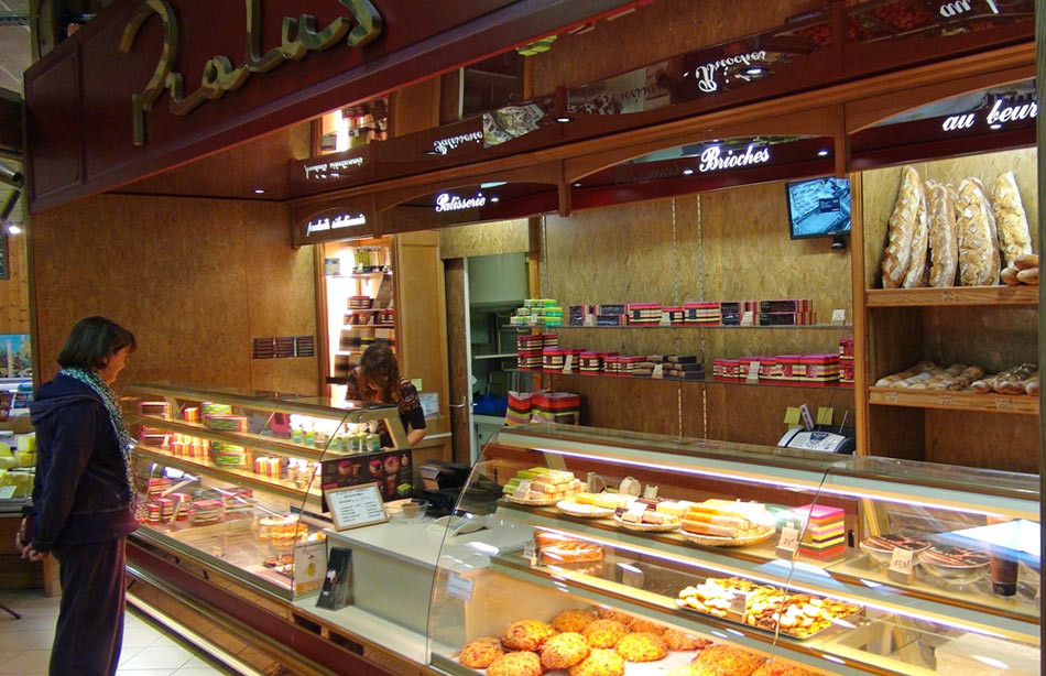 La boutique de la Halle de Renaison
