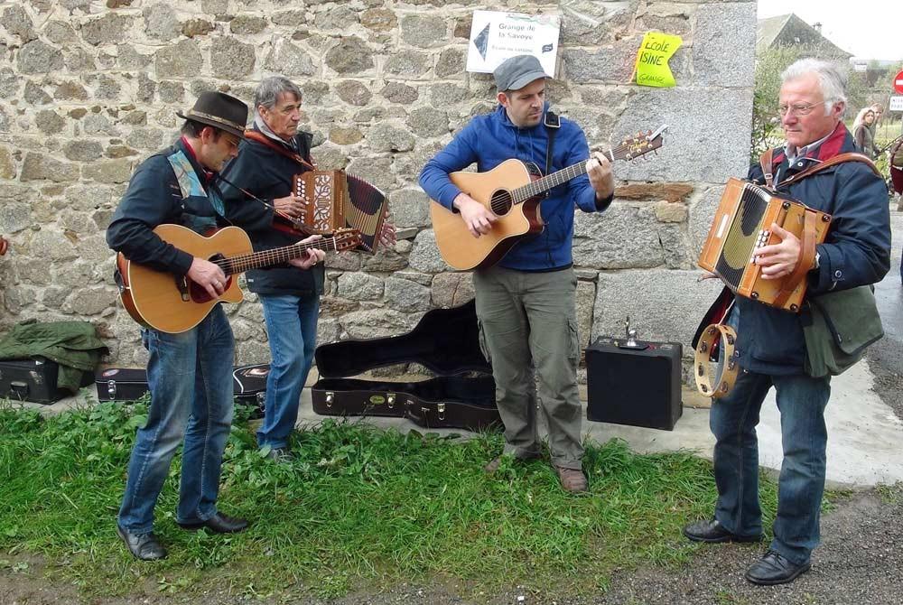 """""""Peira de Fuoc"""" - Groupe de musique traditionnelle du Rouergue"""