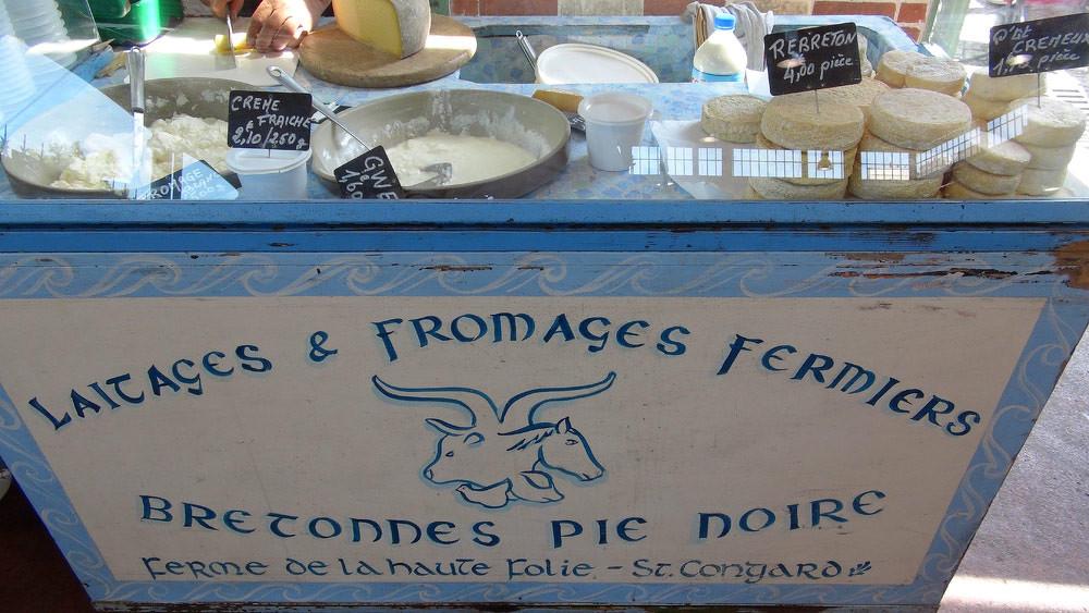 Marché des Lices de Rennes -