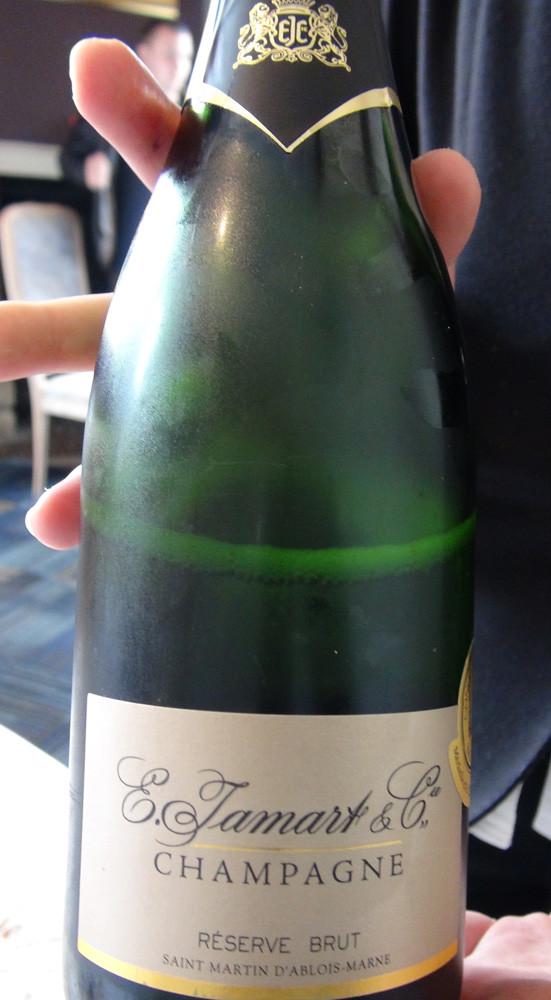 Champagne Jamart Cuvée Réserve Brut