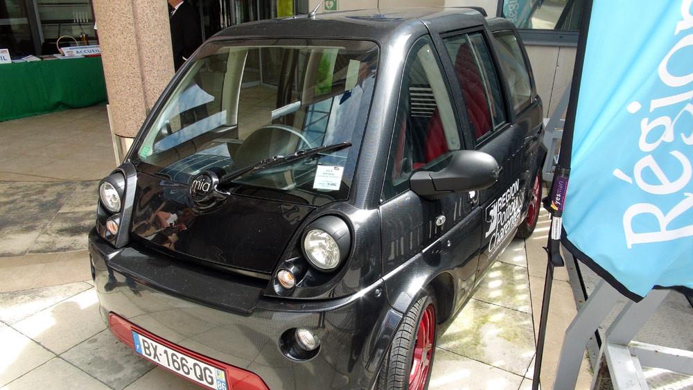 La Mia : www.mia-voiture-electrique.com