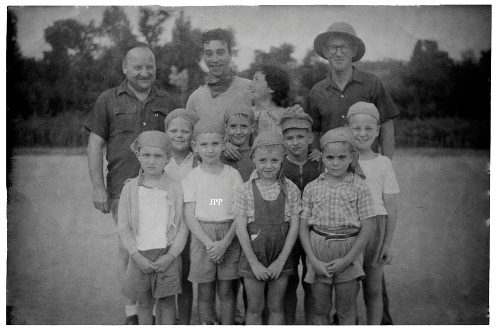 Eté 1955