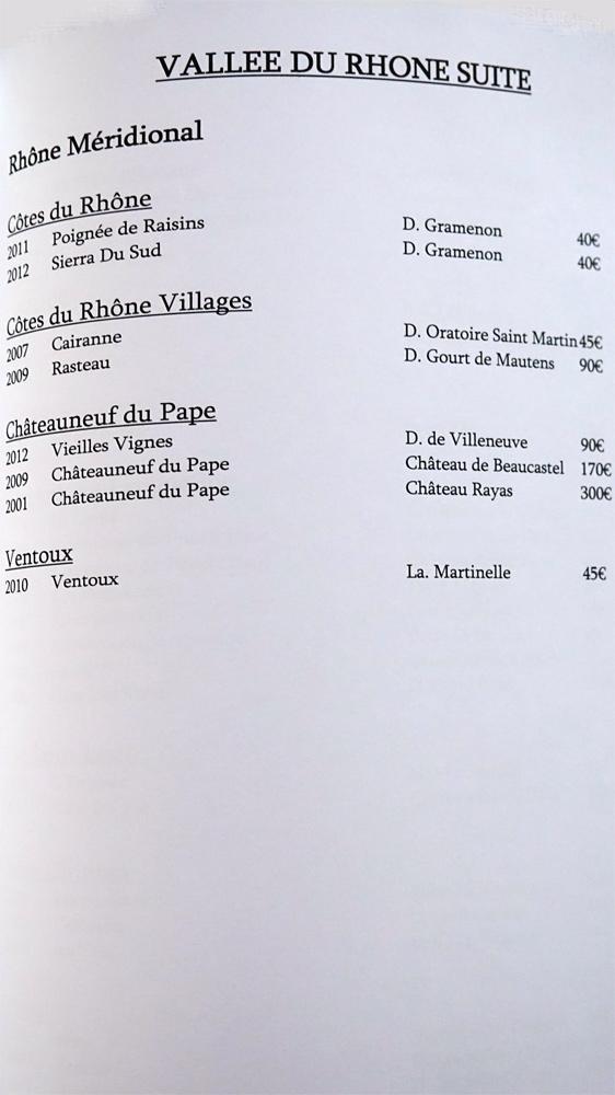 Vallée du Rhône (8 références)